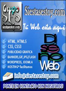 Diseños Siestasestoy-Tu web en Las Navas del Marqués